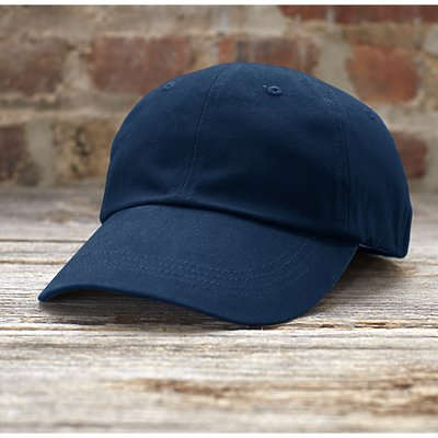 Anvil Twill Cap w/Contrast Undervisor