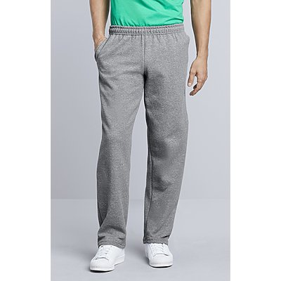 Gildan Open Bottom Pocket Sweatpants