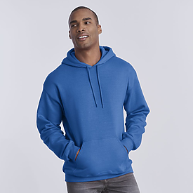 Gildan 7.75oz 50/50 Hooded Sweat