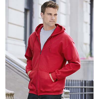 Gildan 7.75 oz. 50/50 Full Zip Hood