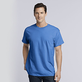 "Gildan ""G2000"" Ultra Cotton T-Shirt 100% 6.1 oz."