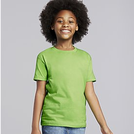 Gildan Youth G2000B Ultra Cotton T-Shirt 100% 6.1 oz