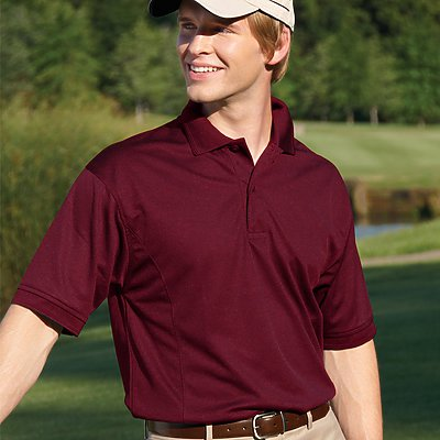 Willow Pointe 100% Polyester Performance Fashion Mesh Golf