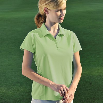 Willow Pointe Ladies 100% Poly Performance Mesh Golf