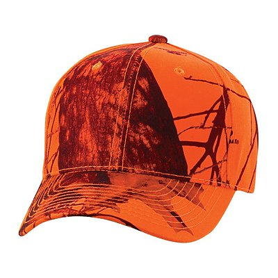 OUTDOOR CAP Camo with Velcro Cap