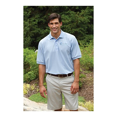 24/7 5oz Baby Pique Golf Shirt