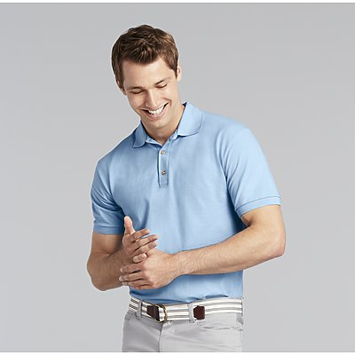 Gildan Ultra Cotton 100% 7 oz. Pique Golf Shirt