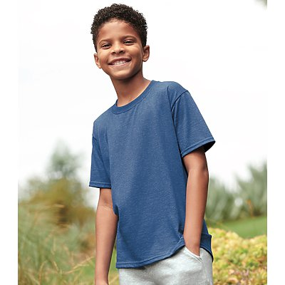 Fruit of the Loom Youth Heavy Cotton T-Shirt 100%