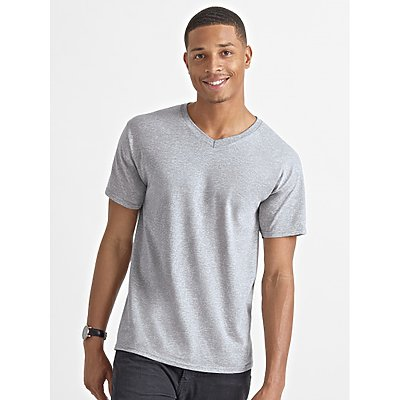 Fruit of the Loom 5oz 100% HD V-Neck T-Shirt