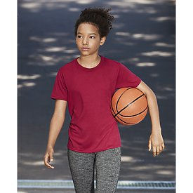 Gildan Youth Poly Performance T