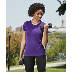 Gildan 4.5oz Poly Ladies Performance T