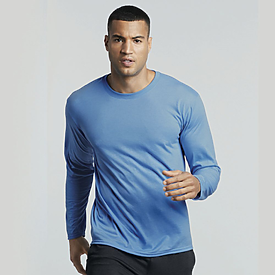 Gildan 4.5oz Performance Longsleeve T