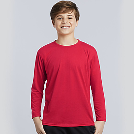 Gildan Performance Youth Longsleeve T-shirt