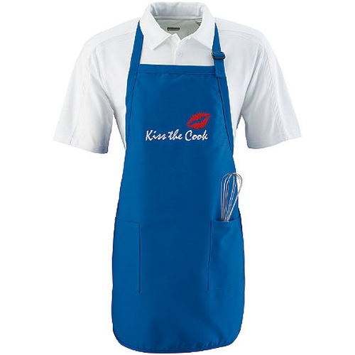 Augusta Full Length Apron W/Pockets
