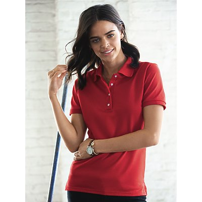 Jerzees Ladies 50/50 Jersey Knit Sportshirt
