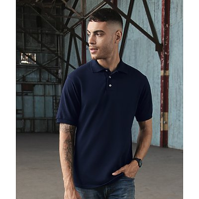 Jerzees Premium Ring Spun Pique Sport Shirt