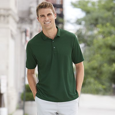 Gildan 100% Poly Performance Double Pique Sport Shirt