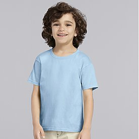 Gildan 5.3oz 100% Cotton Toddler T