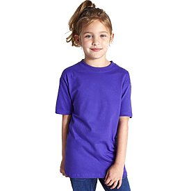 Hanes Youth 100% Authentic T
