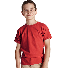 Hanes Youth 5.2oz 100% Heavyweight T