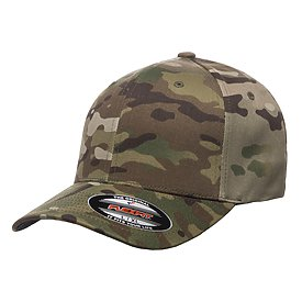 Sportsman Cap Flexfit Cotton Blend Cap