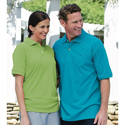 Inner Harbor Pique/Mesh Golf Shirt