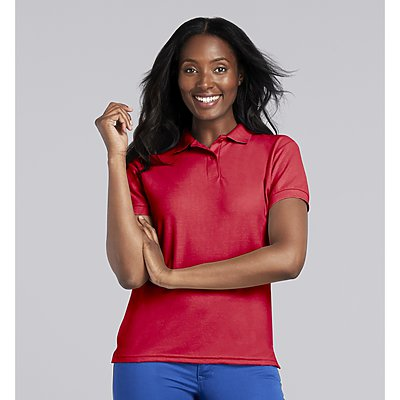 Gildan Ladies Dryblend Double Pique 65/35 Sport Shirt