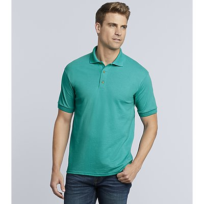Gildan Ultra Blend 50/50 Jersey Knit Golf