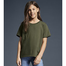 Anvil Youth 4.5oz 100% Combed Ringspun Cotton T