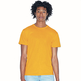American Apparel Poly-Cotton Crew Neck T-Shirt