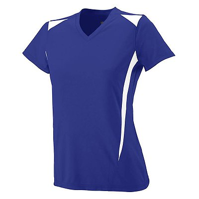 Augusta Ladies Poly Premier Jersey