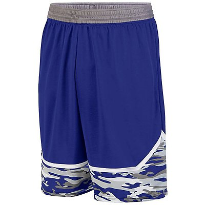 Augusta Youth Mod Camo Game Short