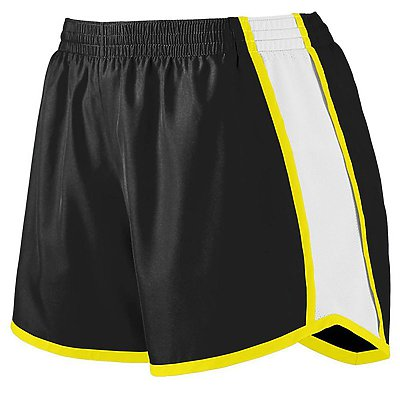 Augusta Ladies Jr Fit Pulse Short