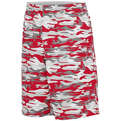 Augusta Youth Reversible Wicking Short