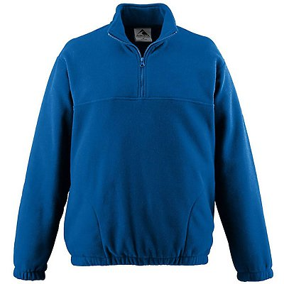Augusta Youth Half Zip Chill Fleece