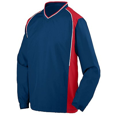 Augusta Youth 100% Poly Roar Pullover