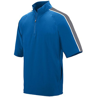 Augusta Youth Quantum Short Sleeve Pullover