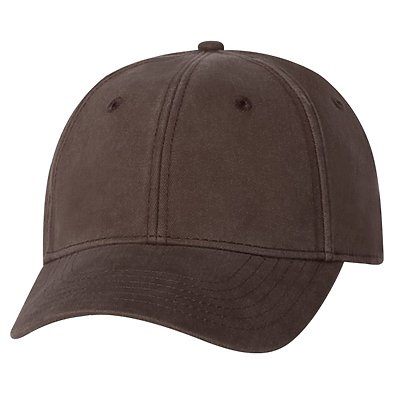 TEAM SPORTSMAN Structured Washed Twill Cap