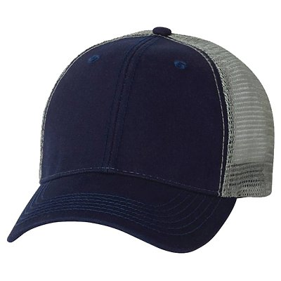 TEAM SPORTSMAN Structured Washed Trucker Cap