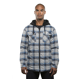 Burnside Sherpa Lined Fannel Jacket