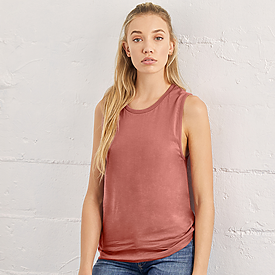 Bella+Canvas Jersey Muscle Tank