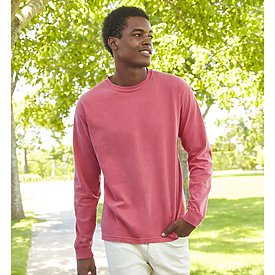 COMFORT COLORS 6.1oz 100% Longsleeve T