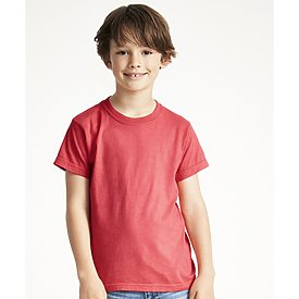 COMFORT COLORS Youth 5.4oz 100% Cotton T