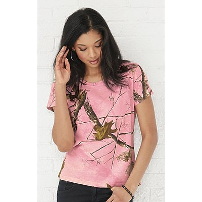 Code V Ladies Realtree Tee