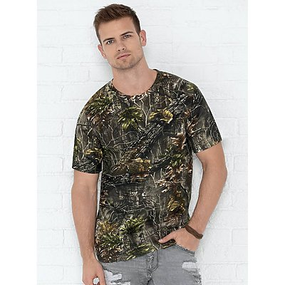 Code V Adult Lynch Traditions Camo T