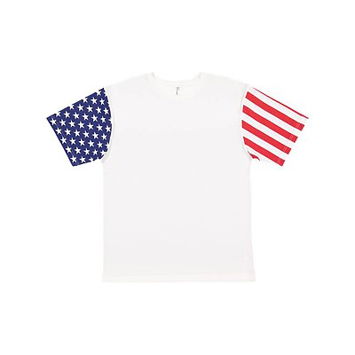 Code V Adult Stars & Stripes T-Shirt