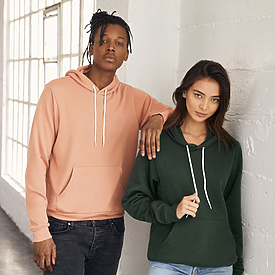 Bella+Canvas Sponge Fleece Pullover Hoodie