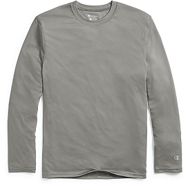 Champion 4.1oz Double Dry Longsleeve T