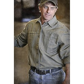 DRI DUCK Mason Work Shirt