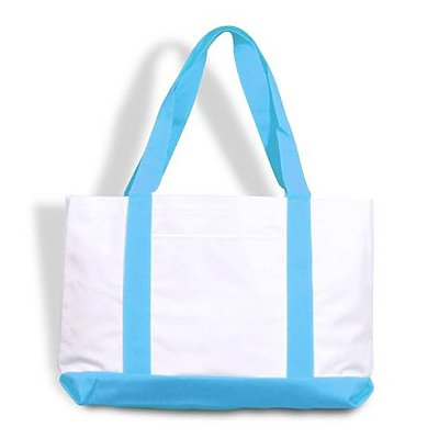 LIBERTY BAGS 600D Poly Cruiser Tote